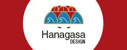 Hanagasa Designのバナー画像