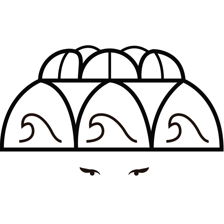 Hanagasa DESIGNのロゴマーク