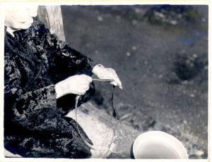 苧引 - 写真提供:那覇市歴史博物館